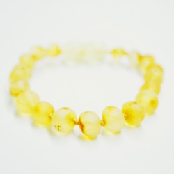 Unpolished Teething bracelets/Anklets