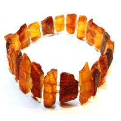 Raw Baltic Amber Bracelets For Adult