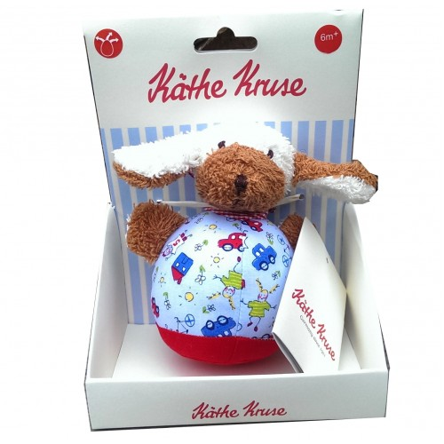Kathe Kruse In The Garden Musical Plush Toy, Roly Poly