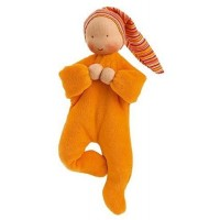 Nickibaby - Orange by Kathe Kruse Organic Series